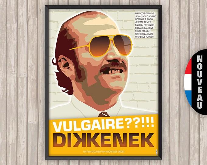 DIKKENEK, l'affiche revisitée par Lino la Tomate !