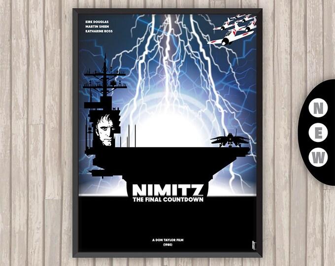 NIMITZ The Final Countdown, l'affiche revisitée par Lino la Tomate !