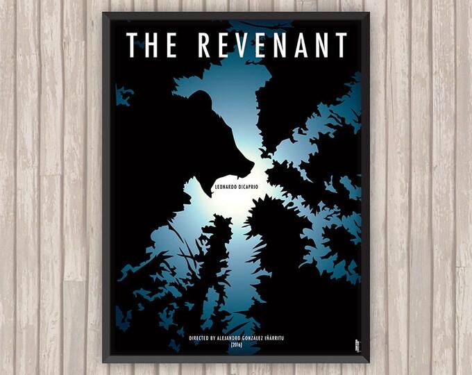 THE REVENANT, l'affiche revisitée par Lino la Tomate !
