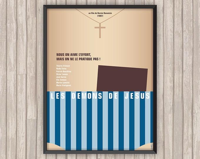 LES DEMONS de JESUS, l'affiche revisitée par Lino la Tomate !