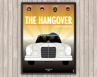 VERY BAD TRIP (The Hangover), l'affiche revisitée par Lino la Tomate !