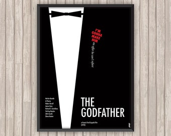 LE PARRAIN (The Godfather), l'affiche revisitée par Lino la Tomate !
