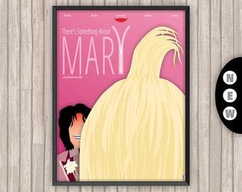 MARY à Tout Prix (There's Something About MARY), l'affiche revisitée par Lino la Tomate !