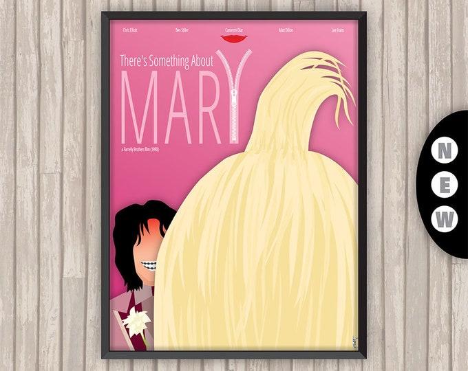MARY à Tout Prix, l'affiche revisitée par Lino la Tomate !
