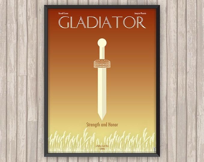 GLADIATOR, l'affiche revisitée par Lino la Tomate !