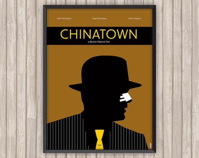 CHINATOWN, l'affiche revisitée par Lino la Tomate !