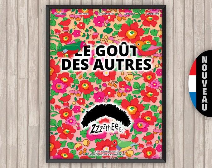 Le Goût des Autres, l'affiche revisitée par Lino la Tomate !
