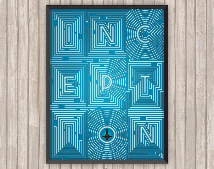 INCEPTION, l'affiche revisitée par Lino la Tomate !
