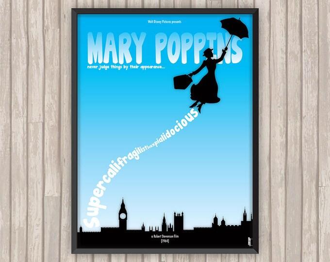 MARY POPPINS, l'affiche revisitée par Lino la Tomate !