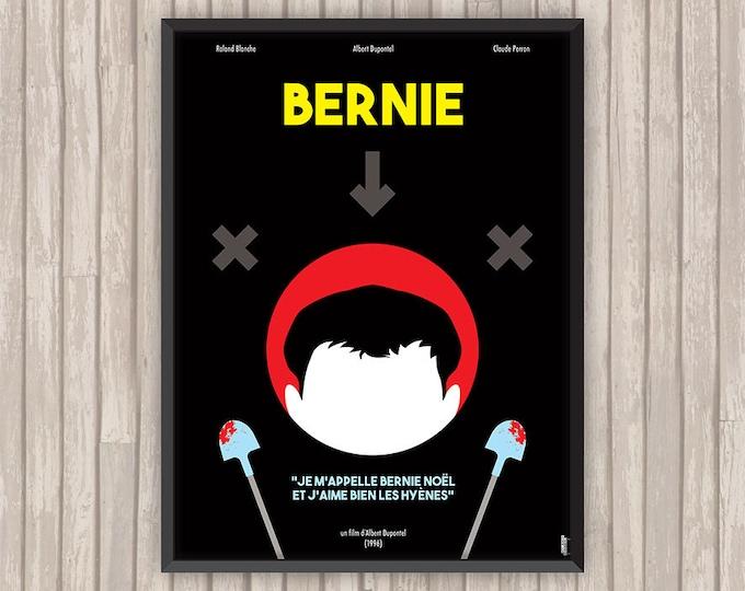 BERNIE, l'affiche revisitée par Lino la Tomate !