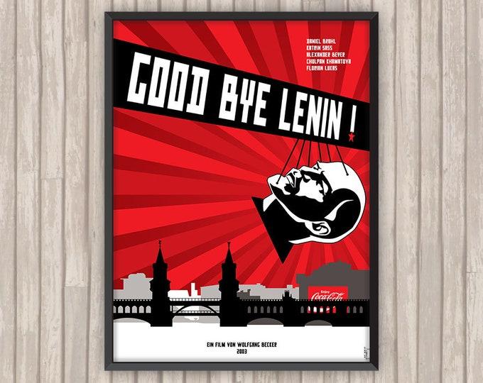 GOOD BYE LENIN, l'affiche revisitée par Lino la Tomate !