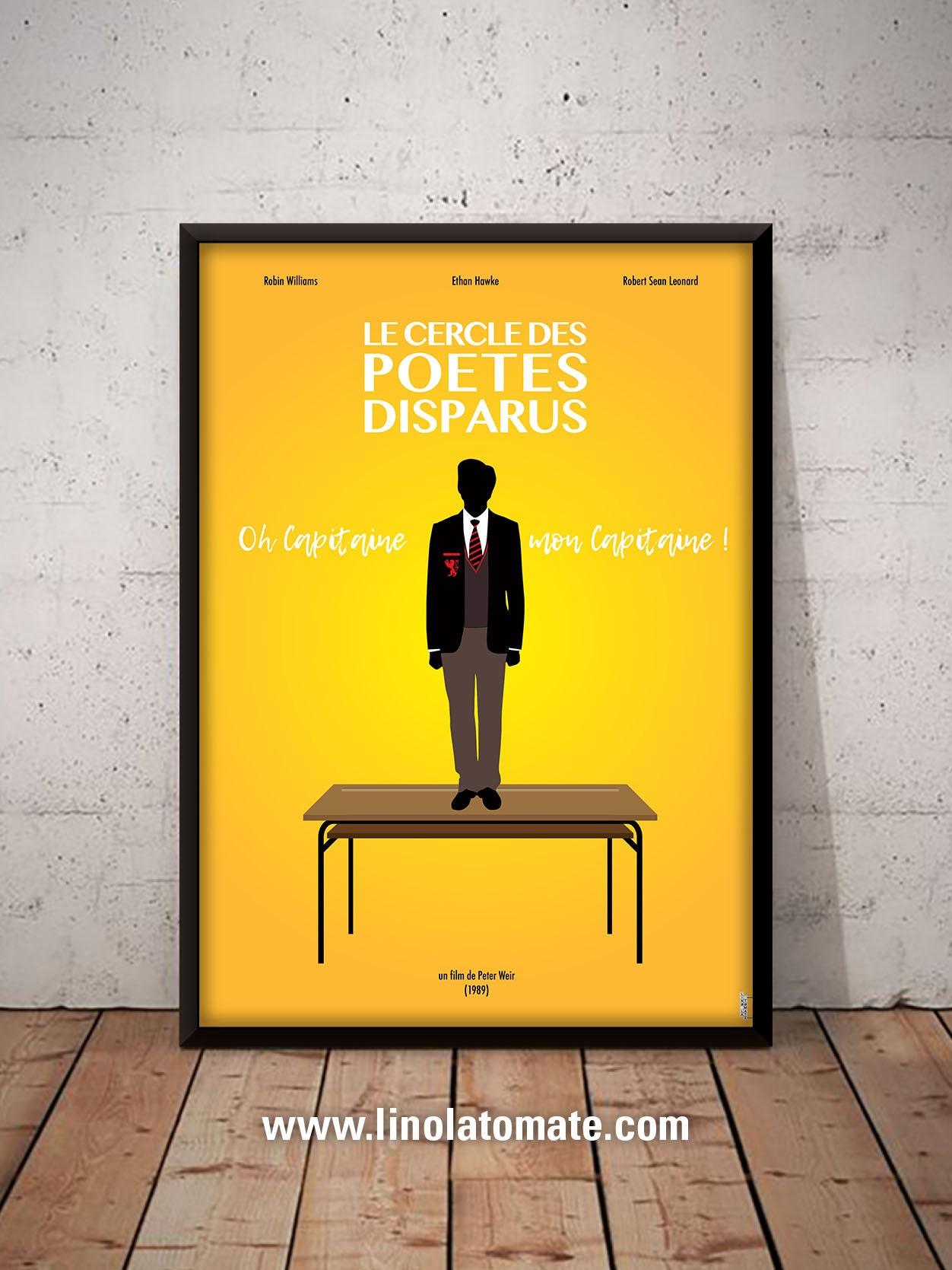Le Cercle Des Po 200 Tes Disparus Dead Poets Society L
