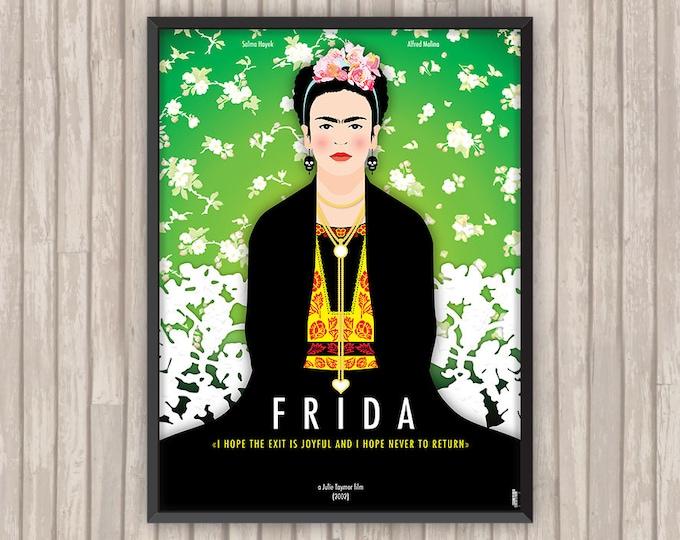 FRIDA, l'affiche revisitée par Lino la Tomate !
