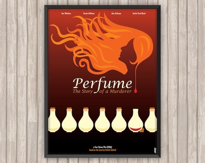 LE PARFUM (Histoire d'un Meurtrier), l'affiche revisitée par Lino la Tomate !