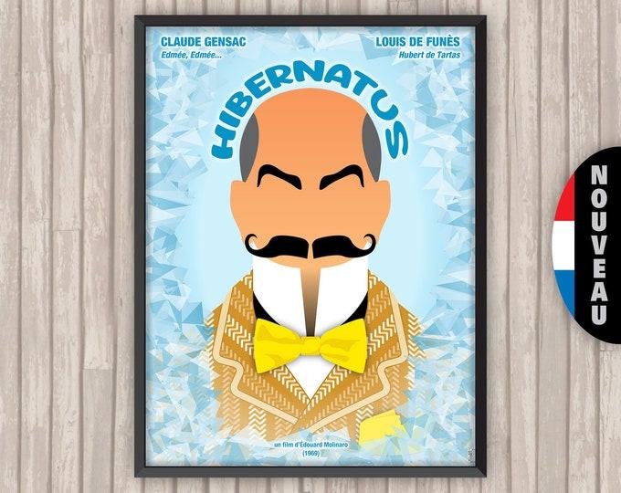 HIBERNATUS, l'affiche revisitée par Lino la Tomate !