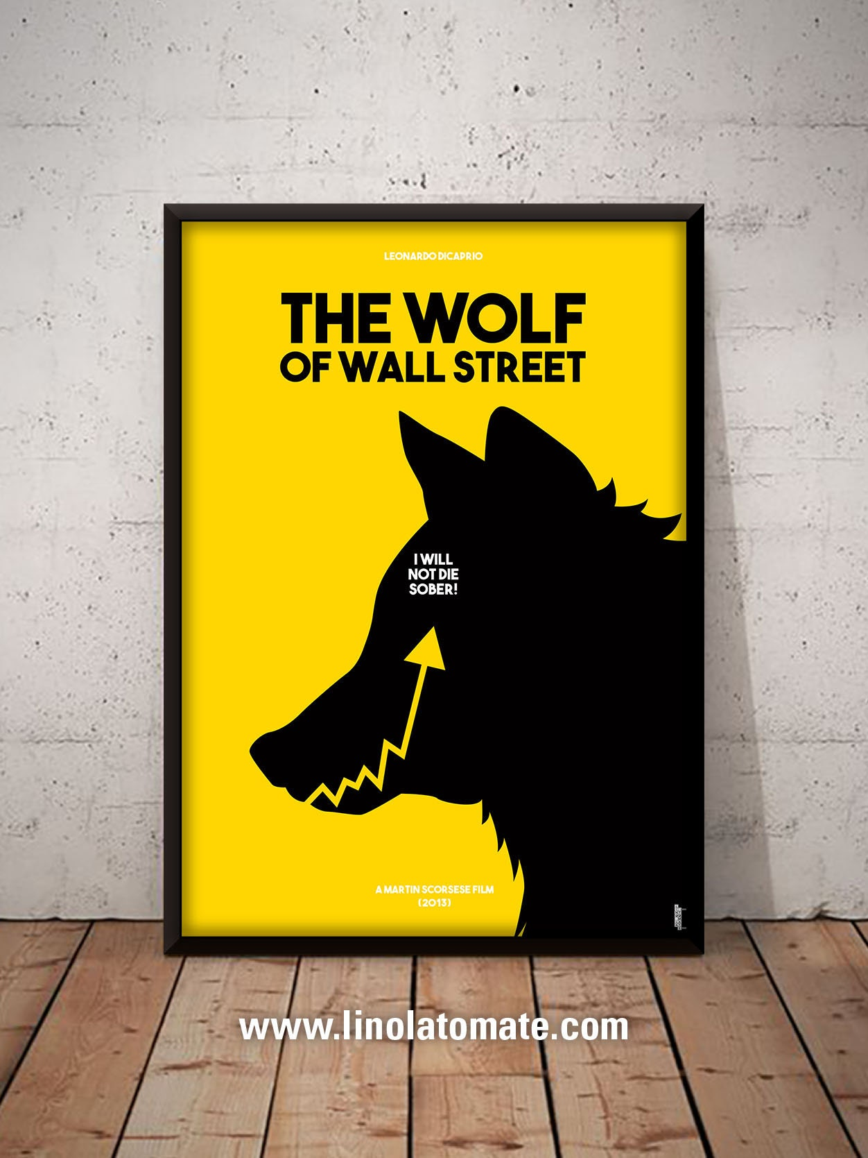 Le Loup De Wall Street The Wolf Of Wall Street L
