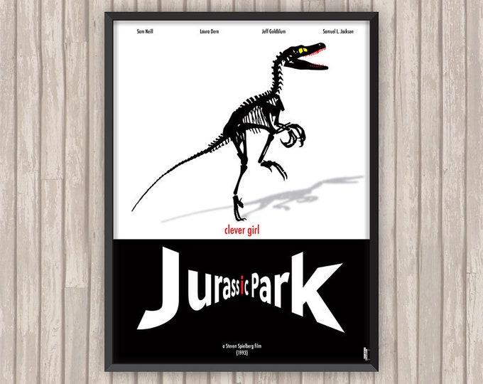 JURASSIC PARK, l'affiche revisitée par Lino la Tomate !