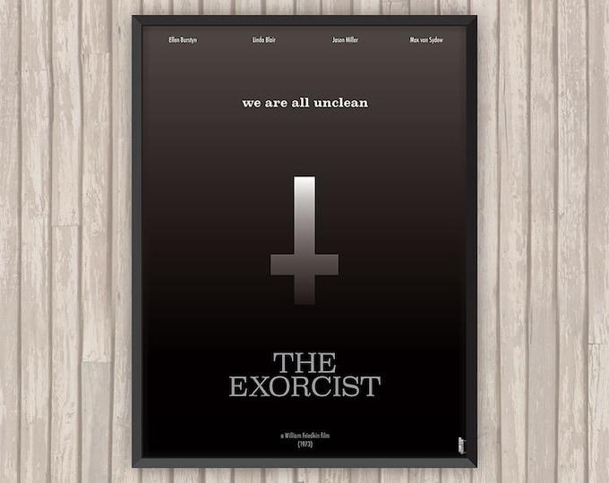 L'EXORCISTE (The Exorcist), l'affiche revisitée par Lino la Tomate !
