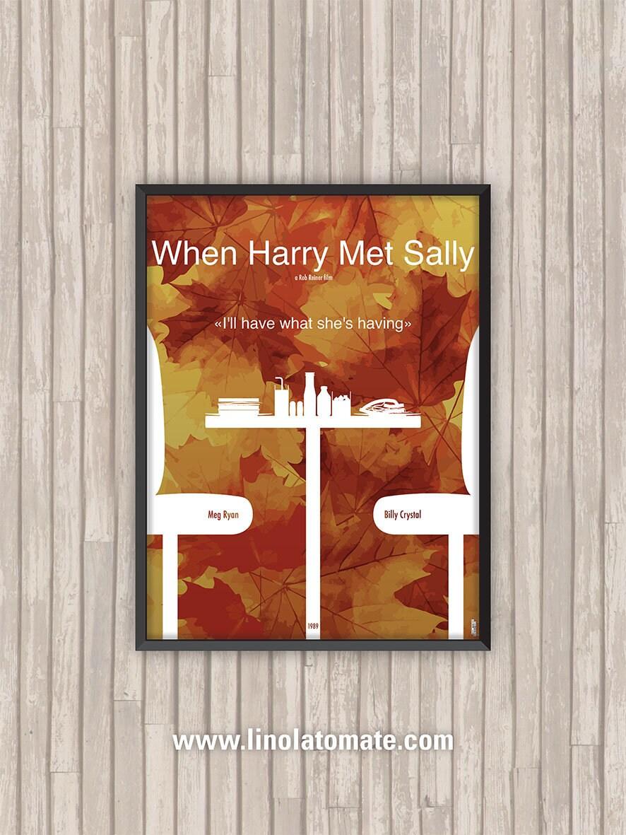Quand harry rencontre sally commande restaurant