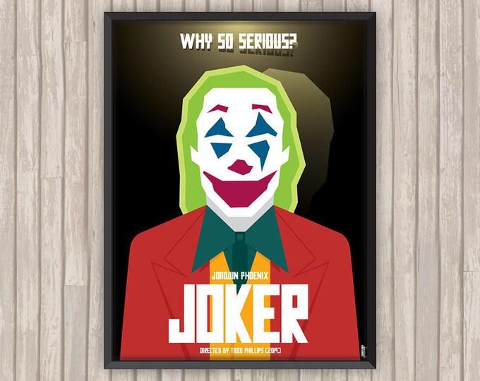 JOKER, l'affiche revisitée par Lino la Tomate !