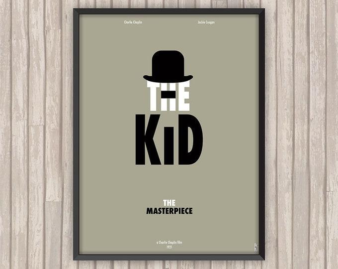 THE KID, l'affiche revisitée par Lino la Tomate !