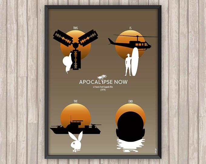 APOCALYPSE NOW, l'affiche revisitée par Lino la Tomate !