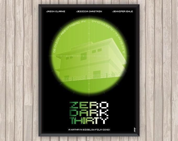 ZERO DARK THIRTY, l'affiche revisitée par Lino la Tomate !