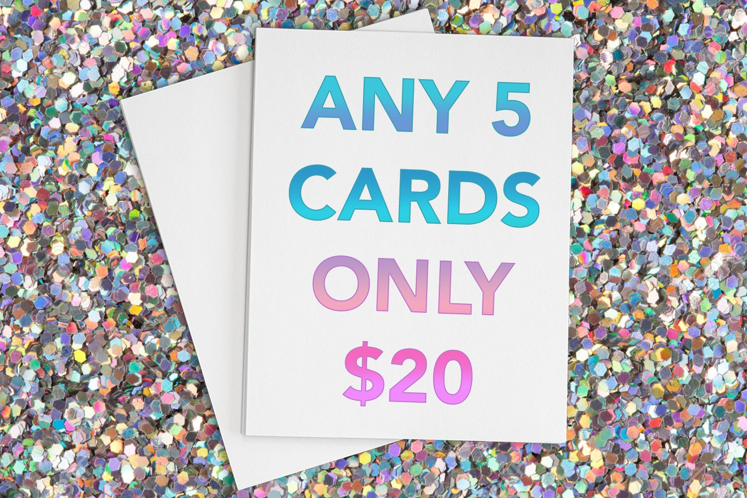 Pick 5 Greeting Cards Funny Birthday Cards Anniversary Etsy