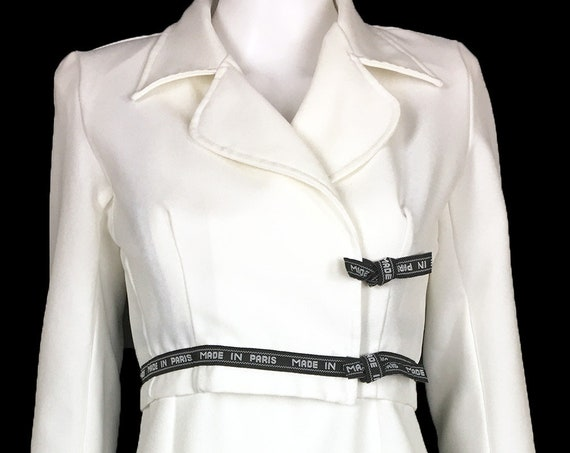 """Black and White Dress Suit """"Made in Paris"""" by Performance Sport (SKU 10169CL)"""