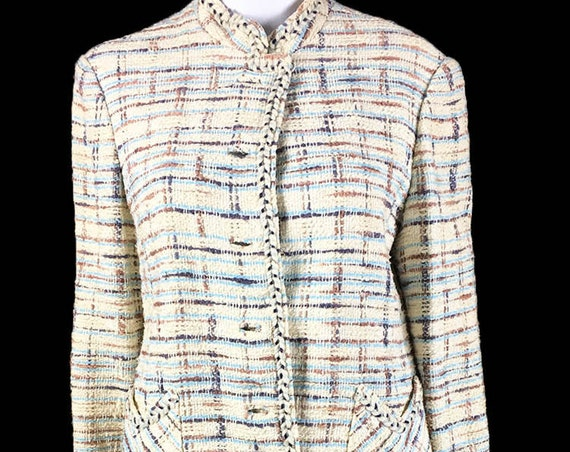 Vintage 1980's Vilano New York Gerardo Livornese for Lillie Rubin SKU 10089CL