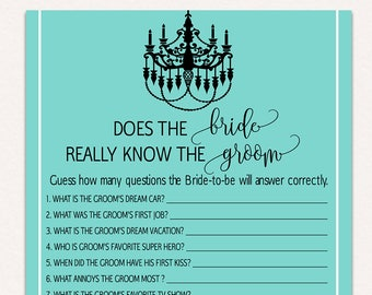 how well does the bride know the groom bride groom game blue black bridal shower game funny fun printable bridal shower question pdf b42
