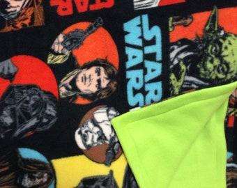 Star Wars Handmade Fleece Blanket