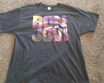BON JOVI - XL Because We Can 2013 Tour T-Shirt