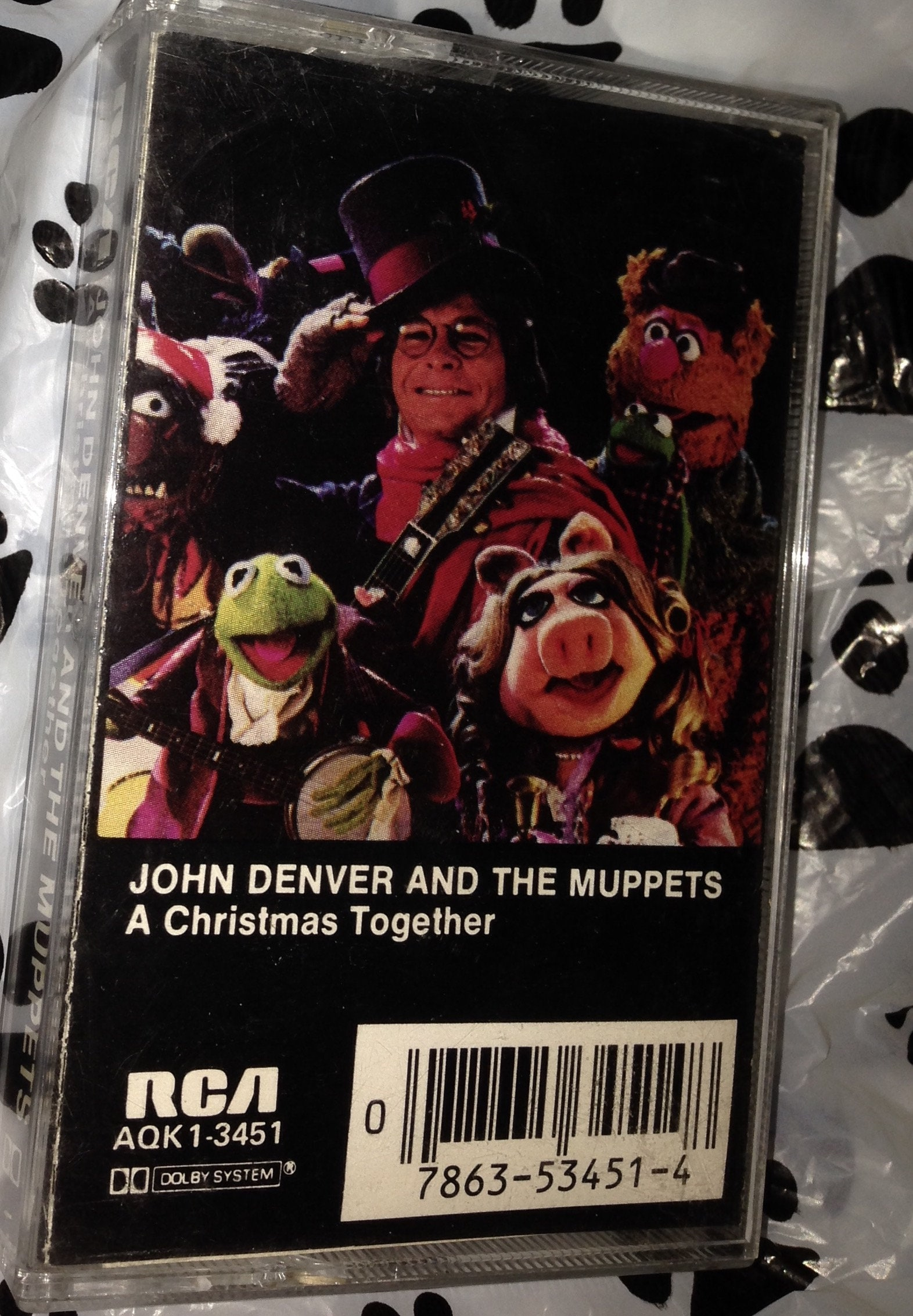 John Denver and the Muppets A Christmas Together audio | Etsy