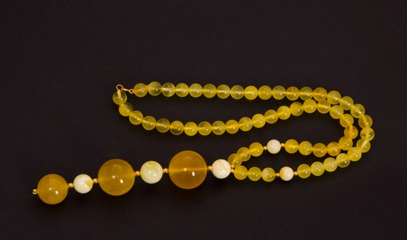 Baltic Amber Beautiful Necklace. Weight ~ 49 g. 天然琥珀, Amber Jewelry, Luxurious Amber Jewelry, Natural Amber #ET728008295