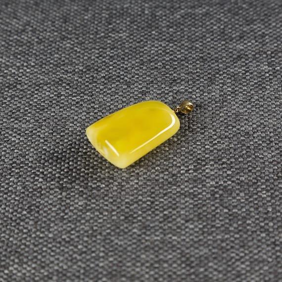 Baltic Amber Beautiful Pendant Weight ~ 11,60g