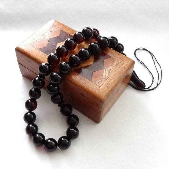 Baltic Amber Tesbih Misbaha Islamic Prayer Beads مسبحة  #ET0071