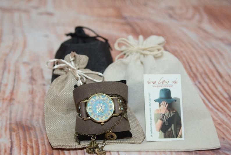 Women Bracelet Leather Wrap Bracelet Wrap Bracelet Women Double Wrap Bracelet Black Leather Bracelets Leather Bracelets for Women