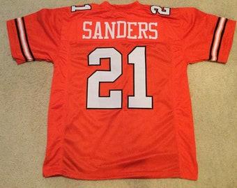 Barry sanders jersey | Etsy