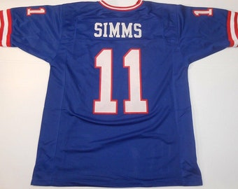 Phil simms jersey   Etsy