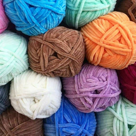 Love at First Touch: Bernat Velvet Yarn Review - American Yarns | 570x570
