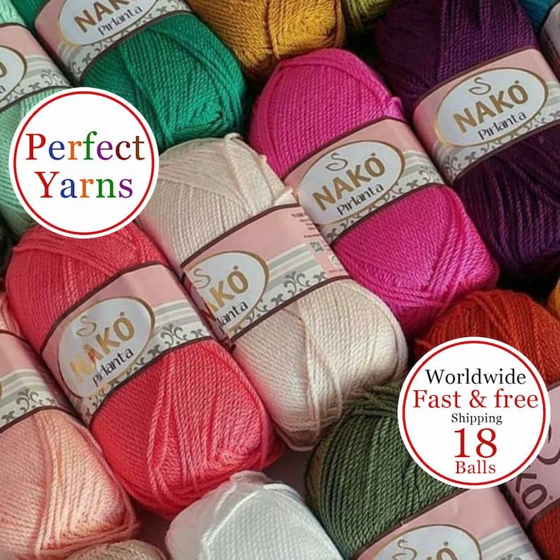 Nako - Sevgiyle Örenler İçin | Handknitting Yarns | 794x794