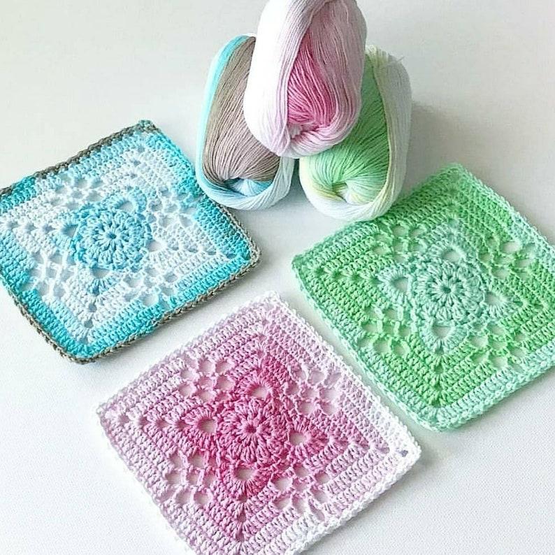 Alize Bella Batik Yarn 100% Cotton Yarn 50 Grams 180