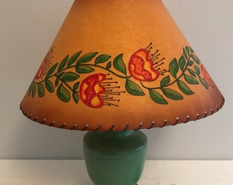 Catalina Lamp, Descanso Green