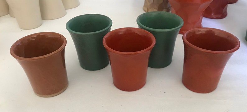 Catalina Wine Cups Set of 5 image 0
