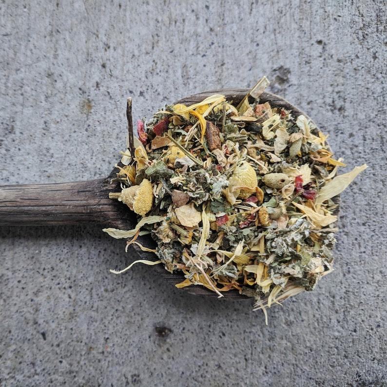 Mooncycle Organic Tea  PMS Relief Tea  Women's Tea  Tea image 0