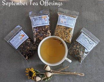 Tea of the Month Club | Tea Lover's Monthly Box | Monthly Tea Variety Pack | Tea Subscription