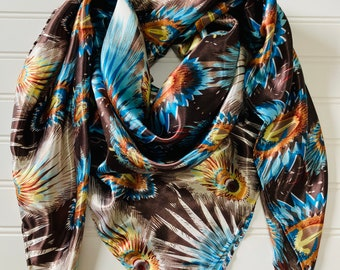 Feather Wild Rags