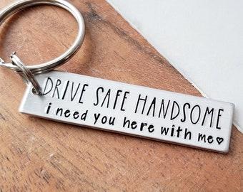Drive safe keychain   Etsy