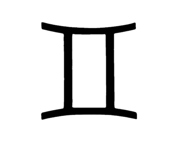 Image result for gemini symbol